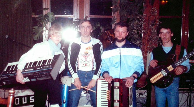 Die Band NOUS – die frühen 80er