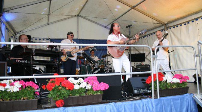 Dorffest in Überroth mit der FELINI-Band
