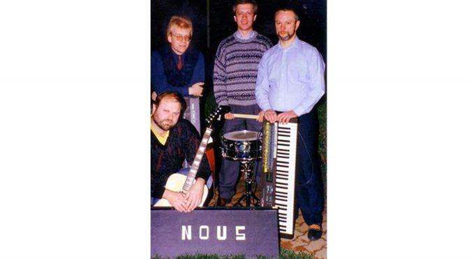 Die Band NOUS – Ende der 80er