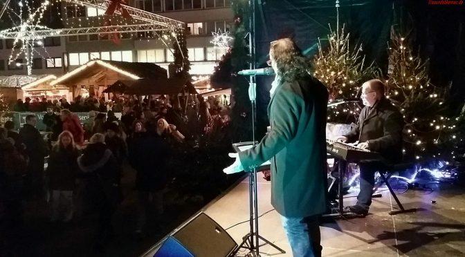 Weihnachtsmarkt Homburg