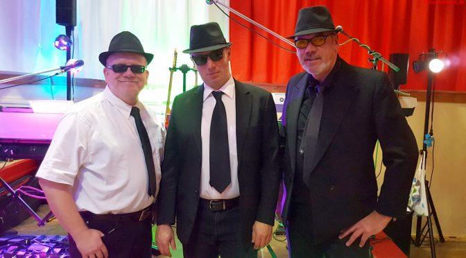 """Trio Tinitus – die Erste – Kreiskappensitzung in """"Hilwern"""""""