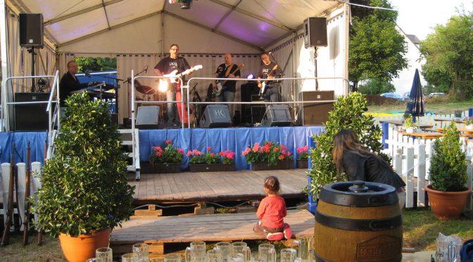 Überroth Dorffest – Back to life…