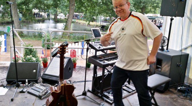 FIFA WM Endspiel 2014 und Dorffest Überroth extended…