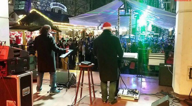Weihnachtsmarkt Luxembourg die zweite…