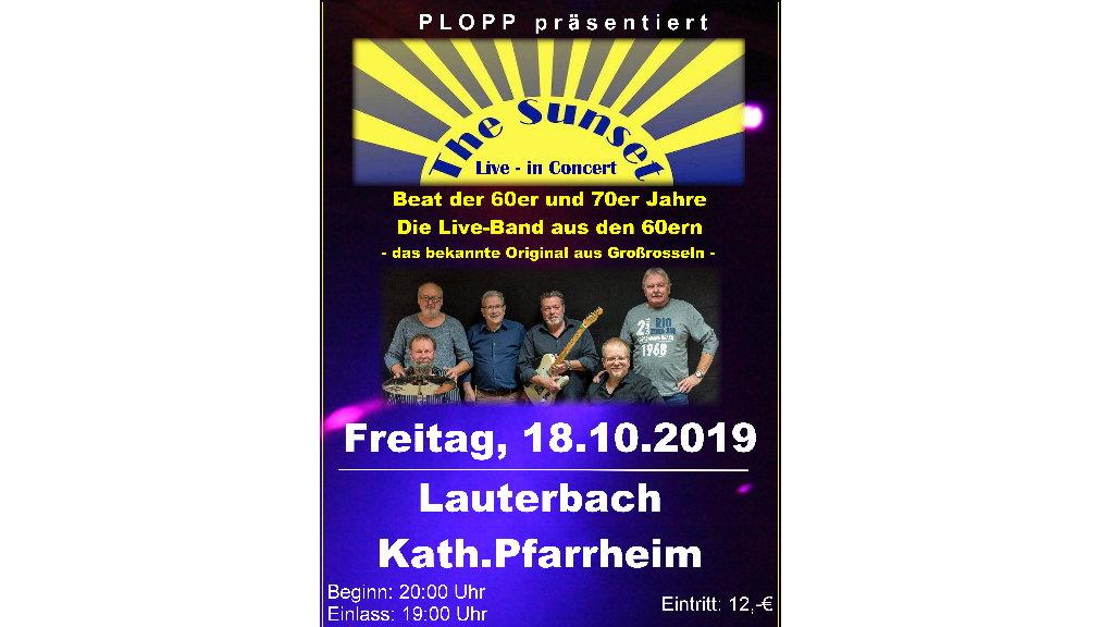 Live Gig in Lauterbach 18.10.2019